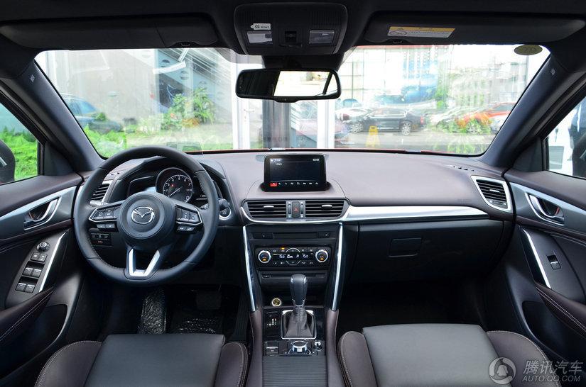 马自达CX-4 2018款 2.5L AT四驱蓝天无畏版