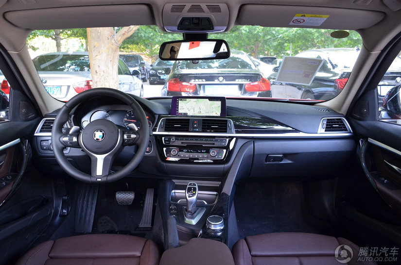 宝马3系 2018款 320Li 领先型M运动套装