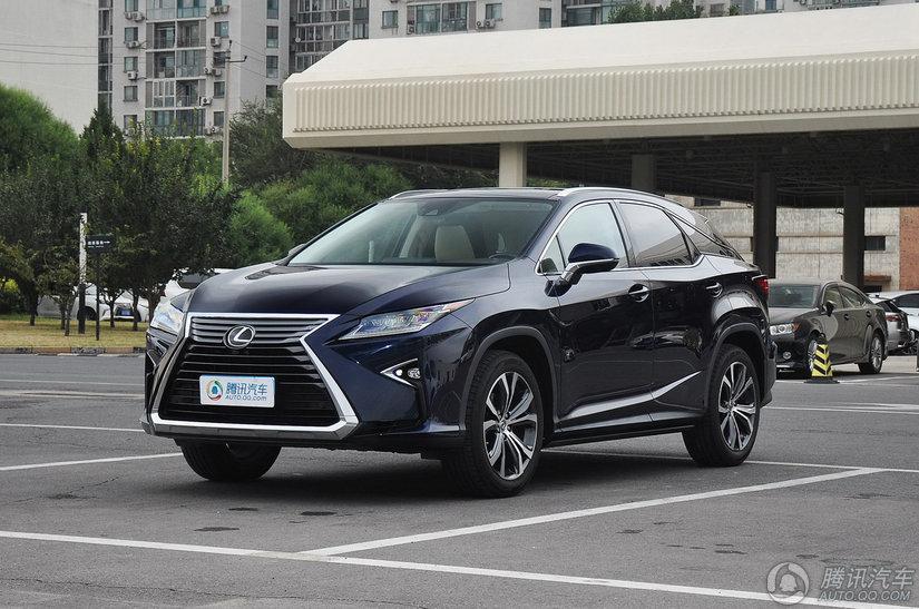[腾讯行情]深圳 雷克萨斯RX现售41.8万起