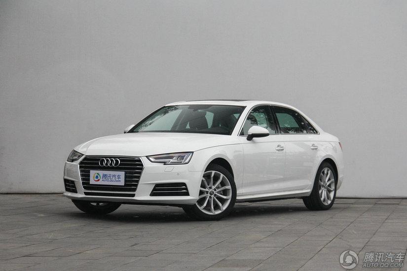 [腾讯行情]大连 奥迪A4L购车直降11.77万