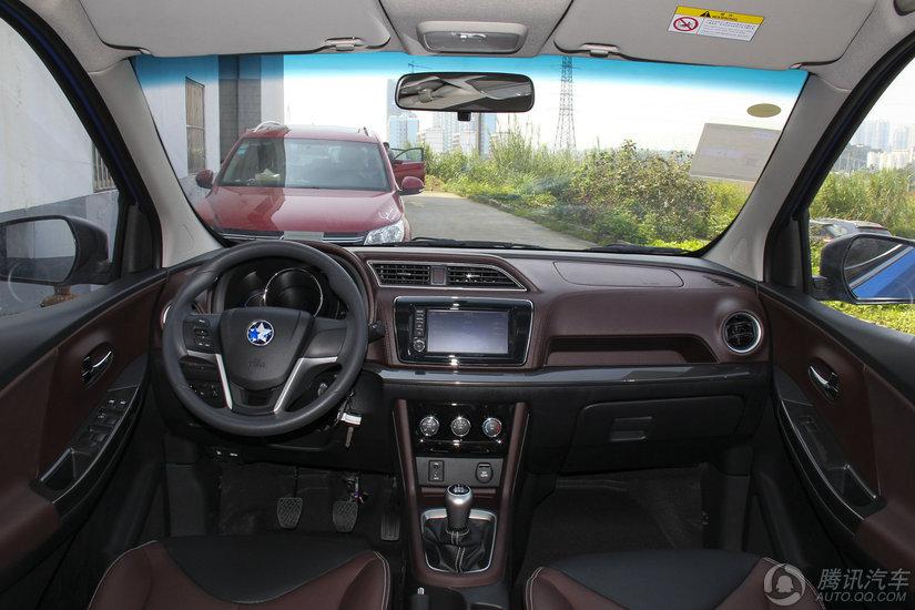 启辰M50V 2017款 1.5L XL MT舒适版