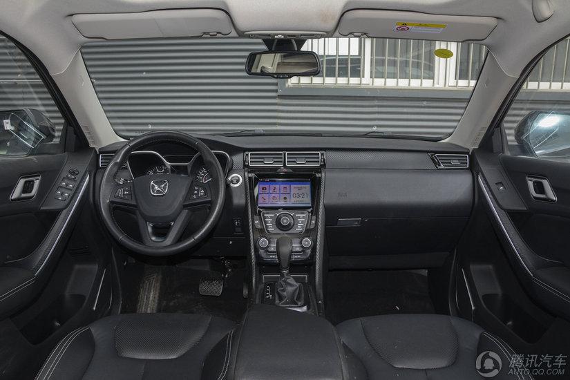 驭胜S330 2016款 1.5L GDTi AT两驱尊贵版