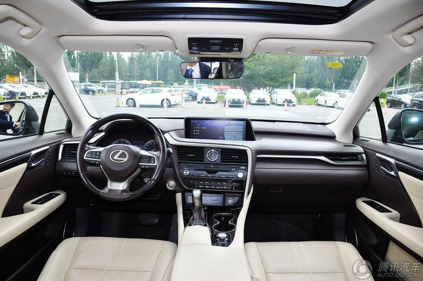 雷克萨斯RX 2016款 200t 四驱豪华版