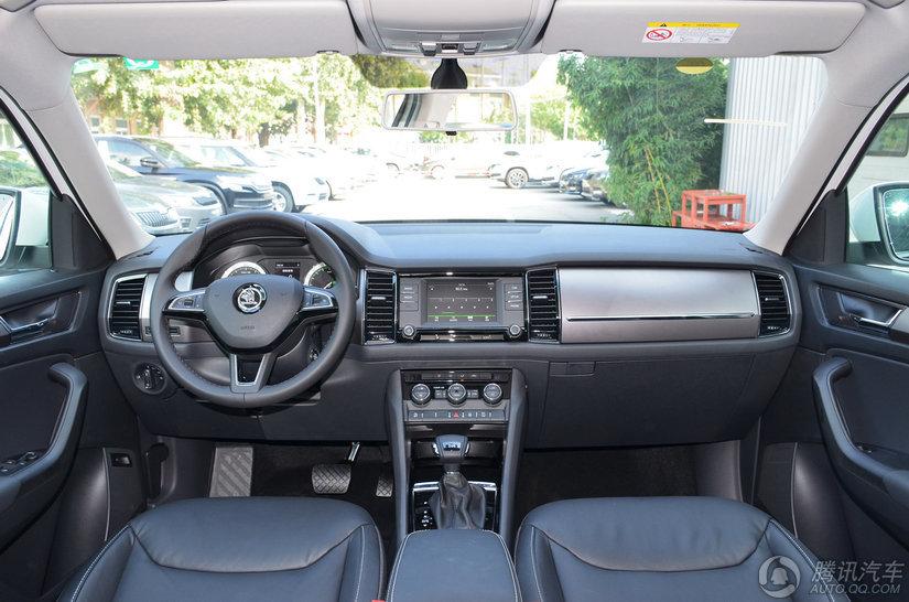 柯迪亚克 2018款 TSI330 两驱豪华版(5座)