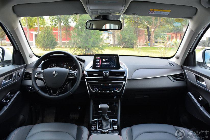 宝沃BX5 2017款 20TGDI AT两驱进取型