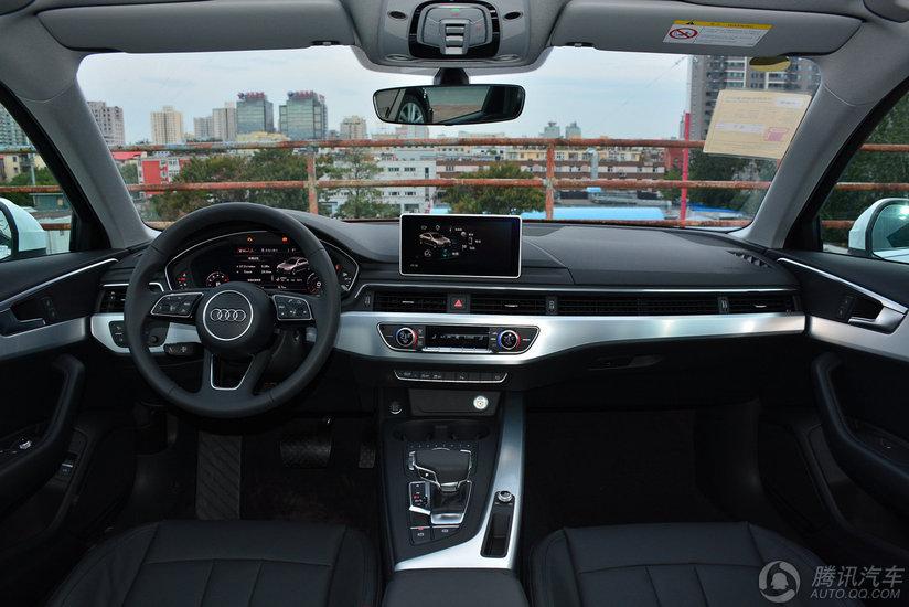 奥迪A4L 2018款 30周年年型 40 TFSI 时尚型