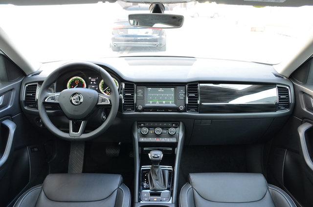 柯迪亚克 2018款 TSI330 两驱豪华优享版(7座)