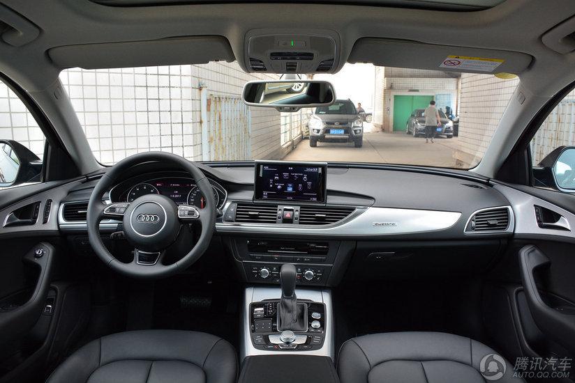 奥迪A6 2018款 3.0T allroad quattro
