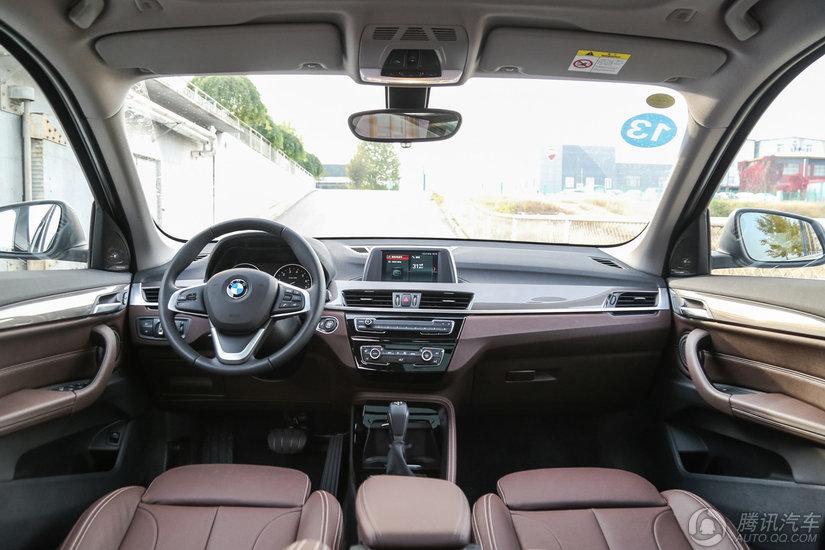 宝马X1 2018款 sDrive18Li 尊享型