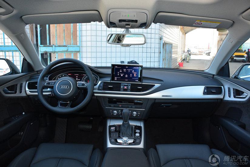 奥迪A7 2018款 40 TFSI quattro 技术型