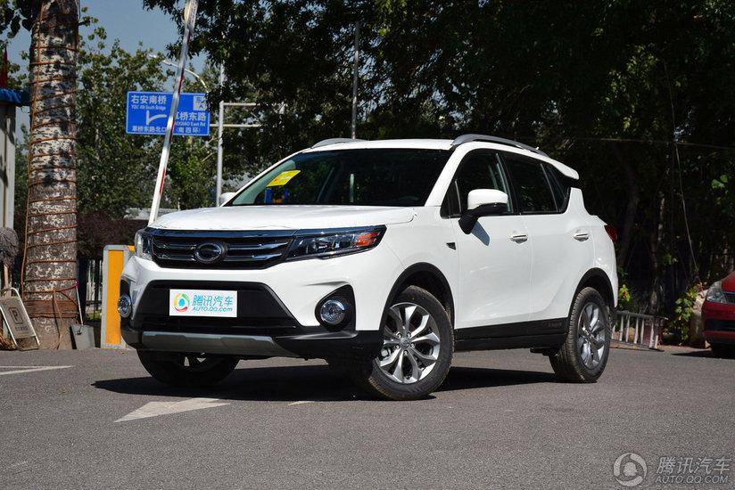 [腾讯行情]大连 传祺GS3购车7.38万元起
