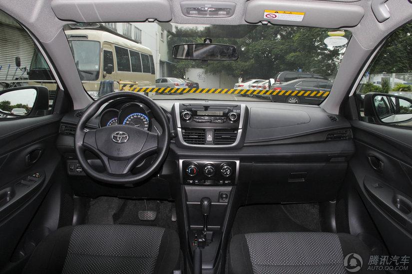 威驰FS 2017款 1.5L CVT锋驰版