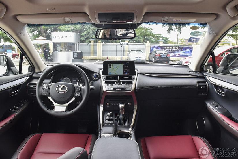 雷克萨斯NX 2017款 300h 全驱 锋致版