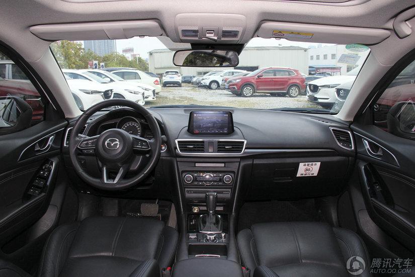 昂克赛拉 2017款 三厢 1.5L AT尊贵型