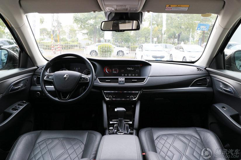 宝沃BX7 2016款 28T AT四驱旗舰版 7座