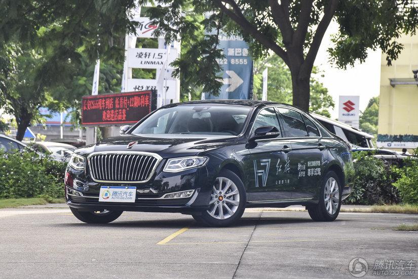 [腾讯行情]天津 红旗H7现车25.88万起售