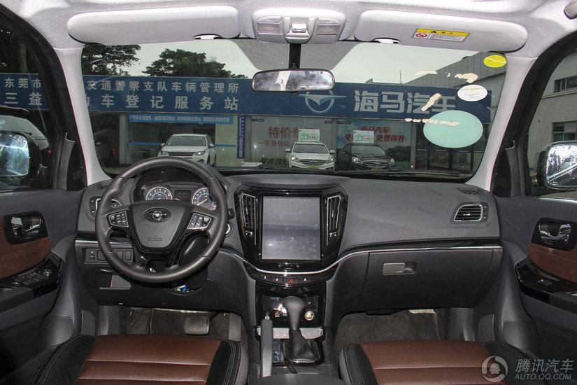 海马S7 2017款 1.8T AT豪华版