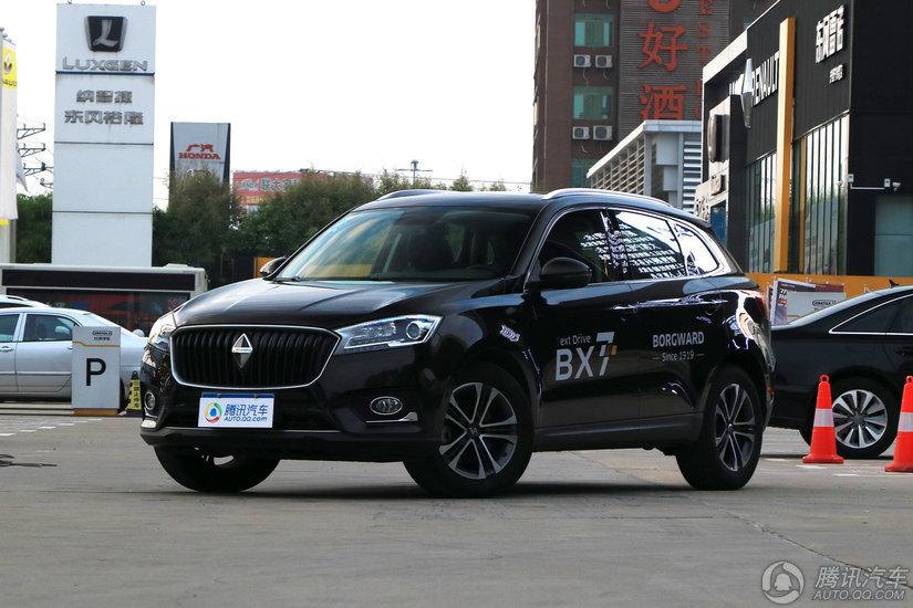 [腾讯行情]天津 宝沃BX7起售价16.98万起