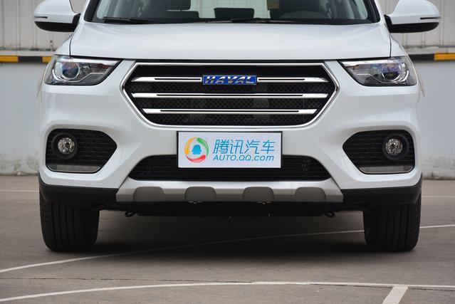 哈弗H6 2018款 蓝标 运动版 1.5T MT两驱精英型