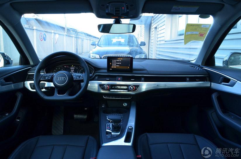 奥迪A4L 2018款 30周年年型 45 TFSI quattro 运动型