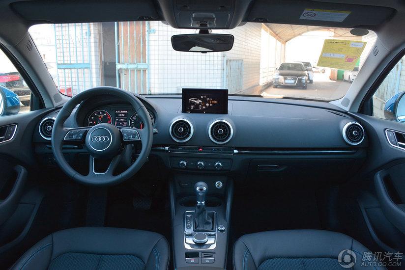 奥迪A3 2018款 30周年 Limousine 35 TFSI 时尚型