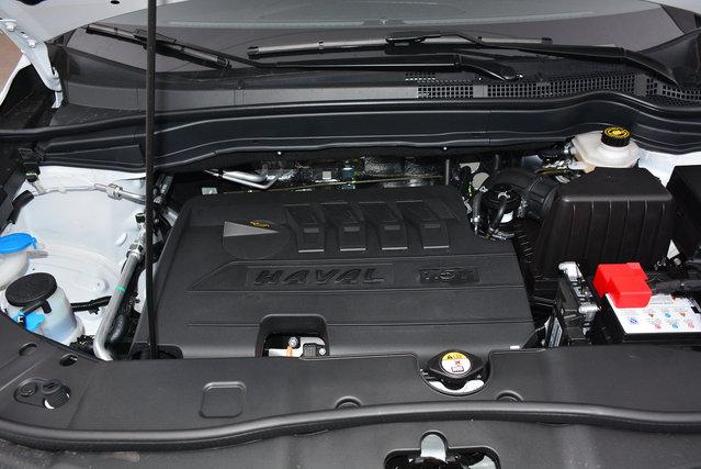 哈弗H6 2018款 红标 运动版 1.5T MT两驱精英型