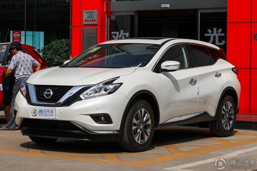 [腾讯行情]西安 楼兰购车现金优惠2.6万元