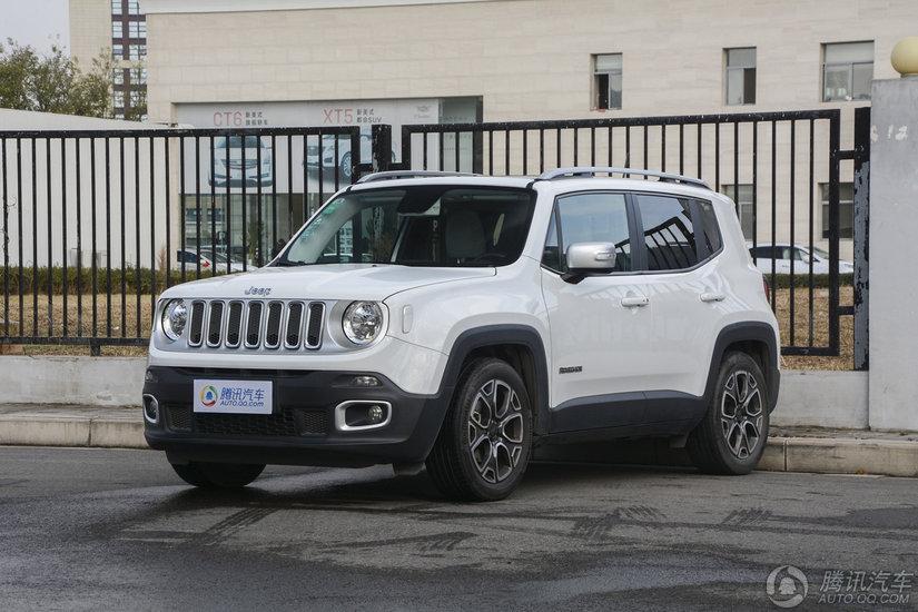 [腾讯行情]大连 Jeep自由侠优惠1.2万元