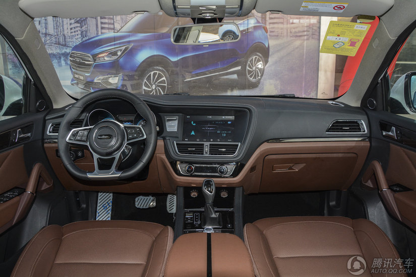 众泰T600 2018款 运动版 1.5T AT豪华型