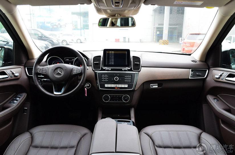 奔驰GLE级 2017款 GLE 320 4MATIC 豪华型