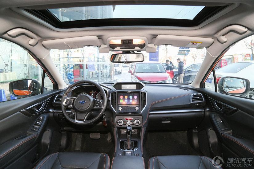 斯巴鲁XV 2018款 2.0i CVT豪华版EyeSight
