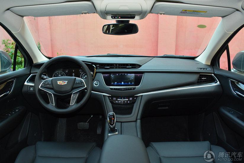 凯迪拉克XT5 2018款 25T 四驱豪华型