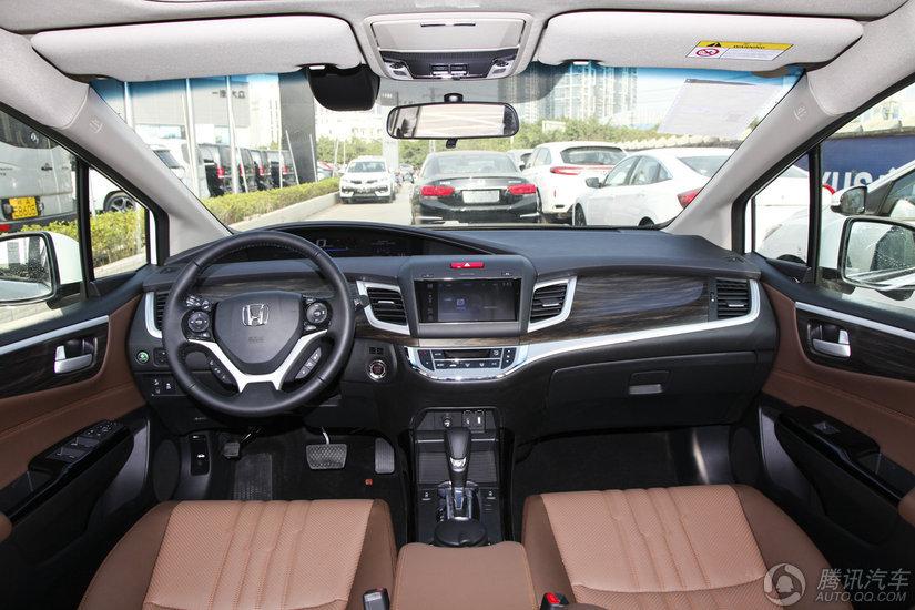 杰德  2017款 210TURBO CVT豪华版(6座)