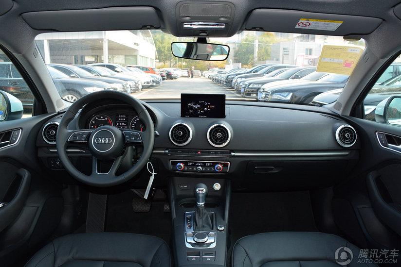 奥迪A3 2018款 30周年 Limousine 35 TFSI 风尚型