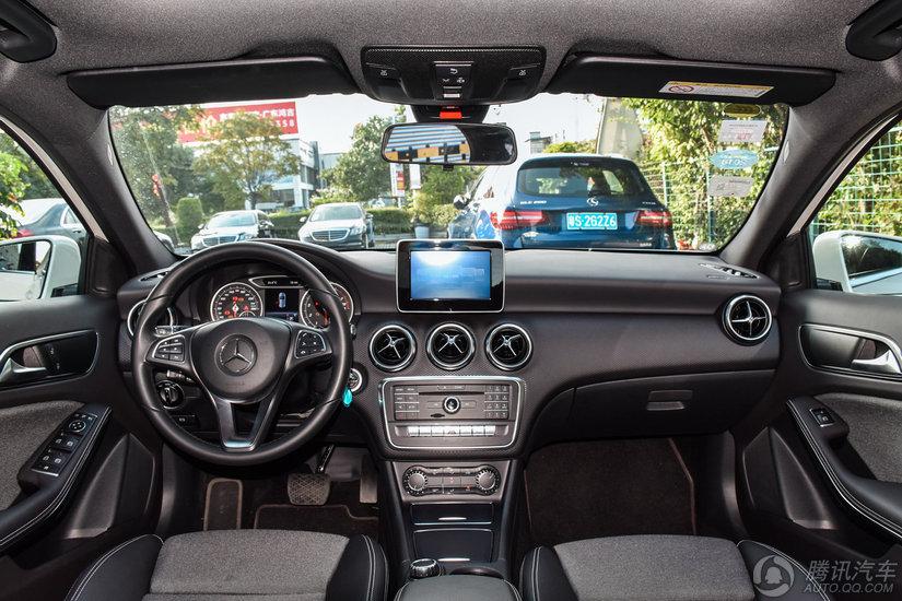 奔驰A级 2017款 A 200 动感型
