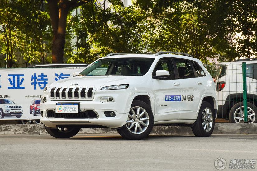 [腾讯行情]南京 Jeep自由光优惠高达2.2万