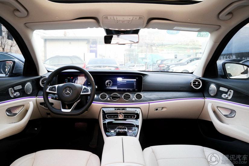 奔驰E级 2017款 E 300 L 运动豪华型