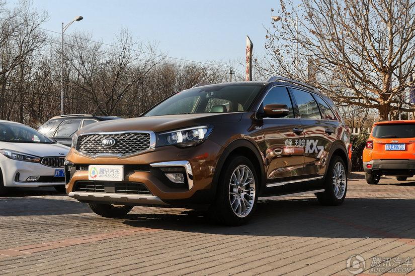 [腾讯行情]广州 购起亚KX7优惠高达2万元