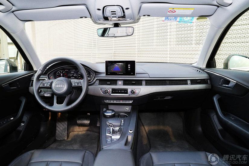 奥迪A4L 2017款 40 TFSI 风尚型