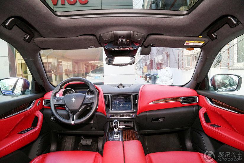 玛莎拉蒂Levante 2016款 3.0T 标准型