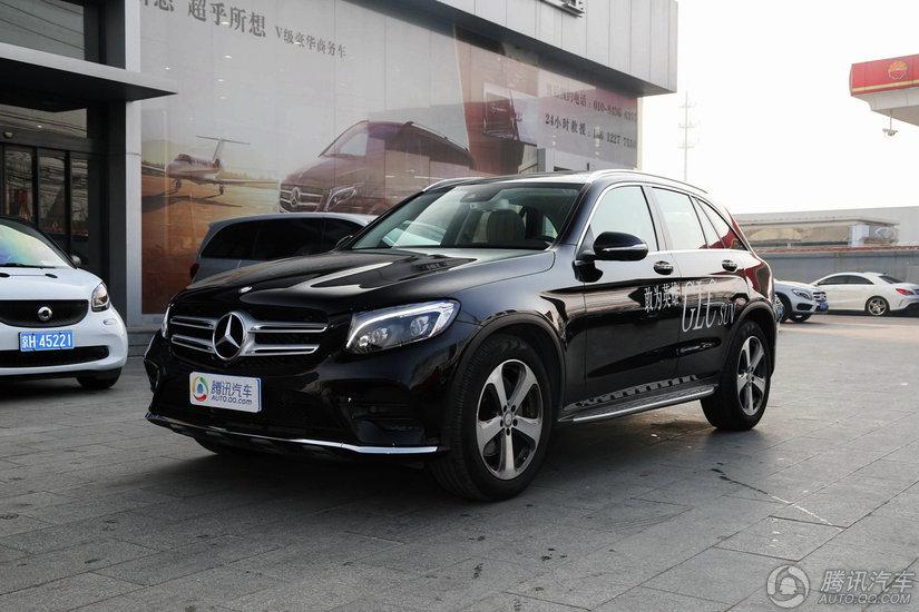 [腾讯行情]上海 奔驰GLC级优惠高达6万元