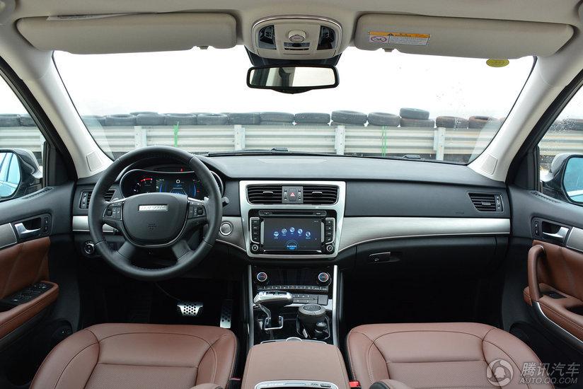 哈弗H8 2017款 2.0T AT柴油两驱智享型