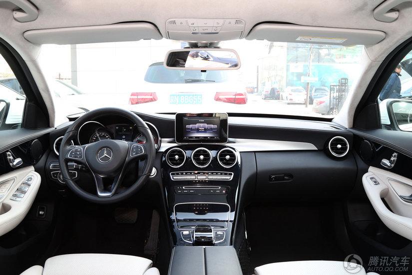 奔驰C级 2018款 C 180 L 动感型运动版