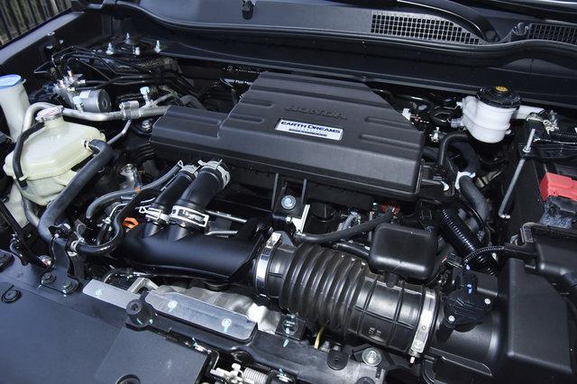 本田CR-V 2017款 240TURBO CVT四驱尊耀版