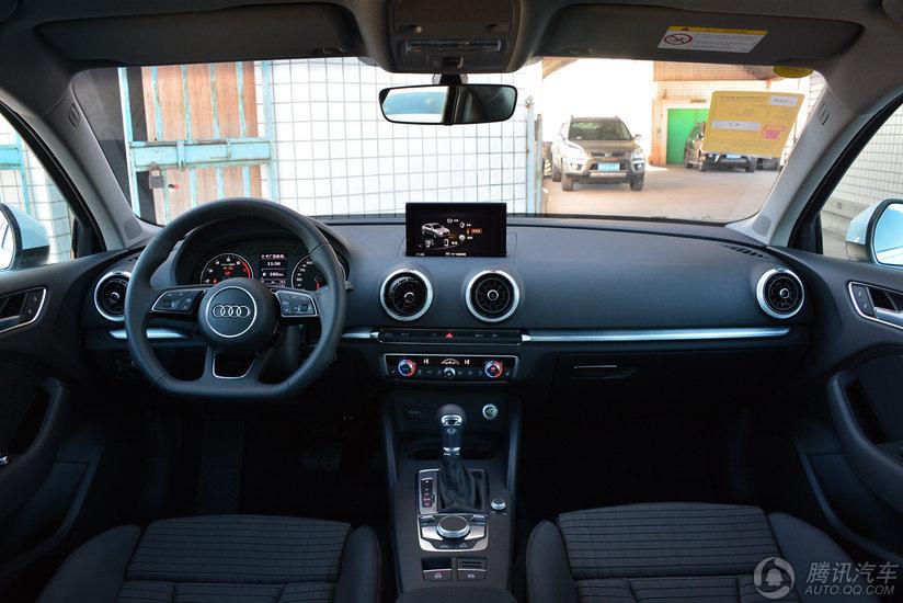 奥迪A3 2018款 30周年 Limousine 40 TFSI 运动型