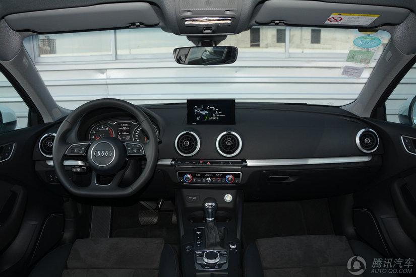 奥迪A3 2017款 Limousine 35 TFSI DCT运动型