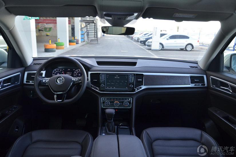 途昂 2017款 530 V6 DSG四驱至尊旗舰版