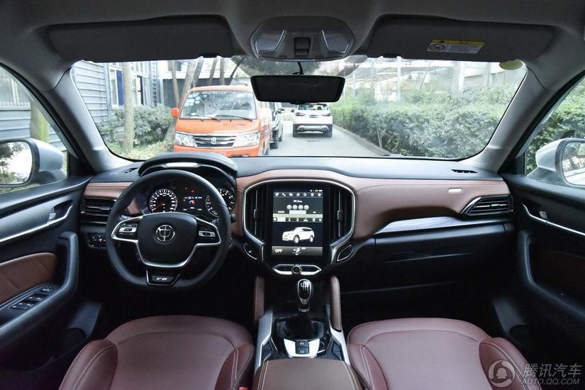 中华V6 2018款 1.5T MT豪华型