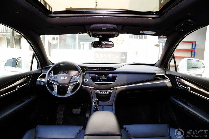 凯迪拉克XT5 2018款 28E 四驱技术型