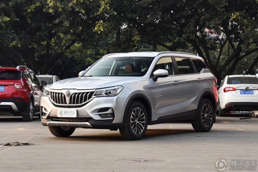 [腾讯行情]大连 中华V6现车售价8.79万起